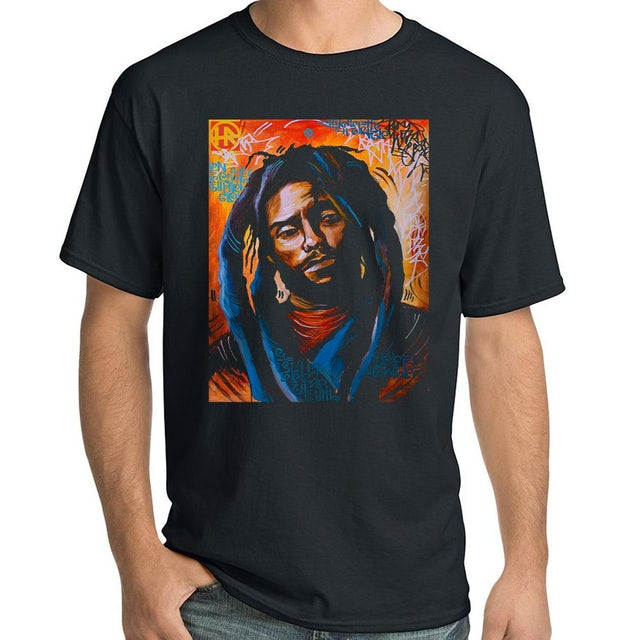 """H.R. """"Painting"""" T-Shirt"""