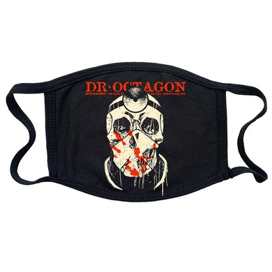 """Drips"" Mask"