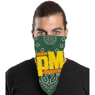 "EPMD ""Classic Logo"" Bandana in Green"