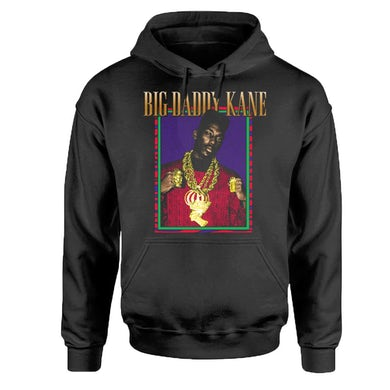 """Big Daddy Kane """"Chains"""" Pullover Hoodie"""