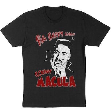 "Big Daddy Kane ""Count Macula"" T-Shirt"