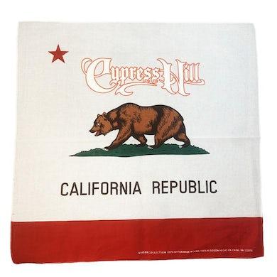 "Cypress Hill ""Cali Republic"" Bandana"