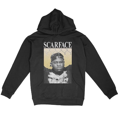 """Scarface """"Face"""" Unisex Pullover Hoodie"""