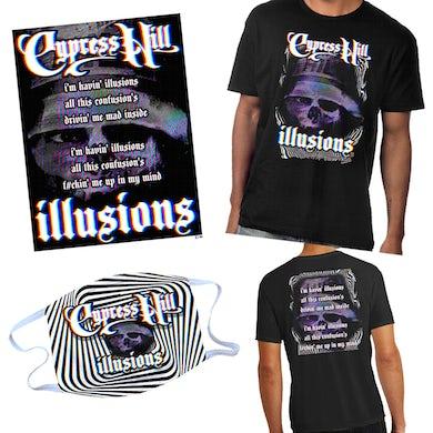 "Cypress Hill ""Illusions"" Bundle"