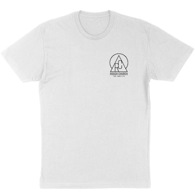 """Piece Of Pie Rough Church """"Missing Brother"""" Unisex T-Shirt - White"""