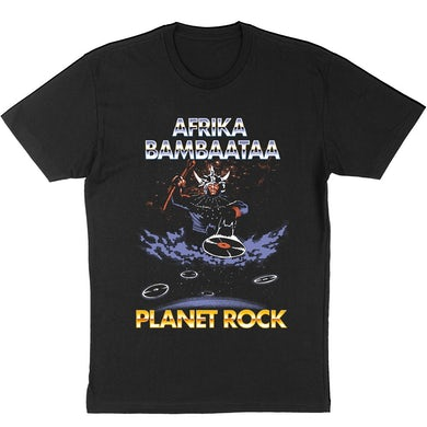 """Planet Rock"" T-Shirt"