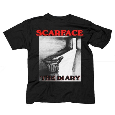 """Scarface """"The Diary"""" T-Shirt"""