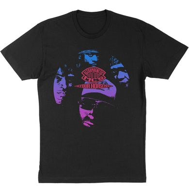 """4 Horsemen Circle"" T-Shirt"