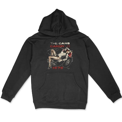 """""""Candy-O Vintage"""" Pullover Hoodie"""