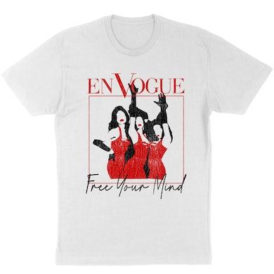 """Free Your Mind Vintage"" T-Shirt"