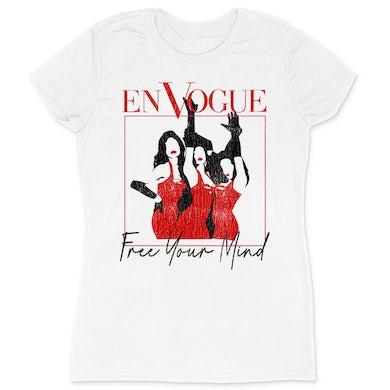 """Free Your Mind Vintage"" Women's T-Shirt"