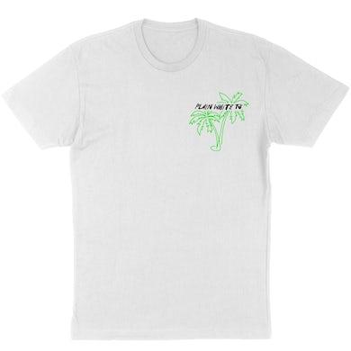 "Plain White T's ""Palm Tree"" T-Shirt"
