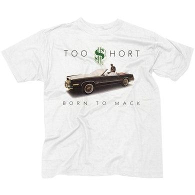 "Too $hort ""Born To Mack"" T-Shirt"