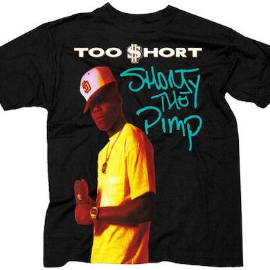 "Too $hort ""$horty The Pimp"" T-Shirt"