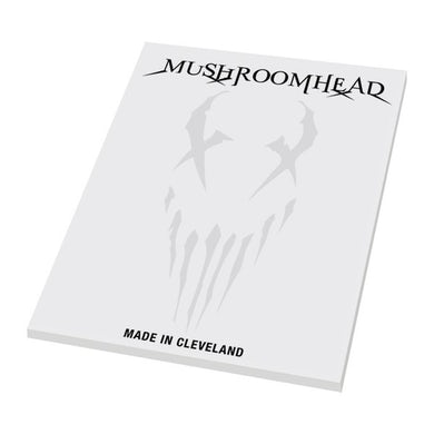 Mushroomhead Logo Notepad