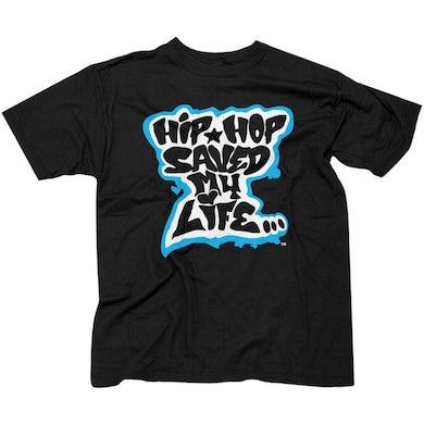 """Afrika Bambaataa """"Hip Hop Saved My Life"""" Men's T-shirt"""