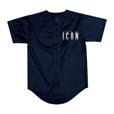 "Scarface ""Icon Logo Navy Blue Jersey"