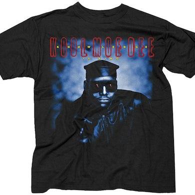 """Kool Moe Dee """"Knowledge is King"""" T-shirt"""