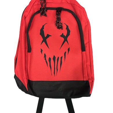 "Mushroomhead ""X-Face"" back pack"