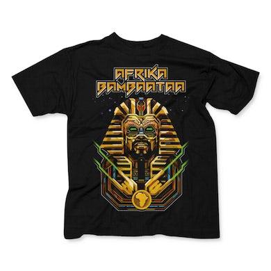 """Afrika Bambaataa """" Pharaoh"""" men's t-shirt"""
