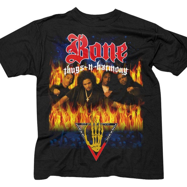 "Bone Thugs-N-Harmony Look Into My Eyes"" t-shirt"