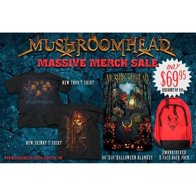 Mushroomhead Men's Combo Pack