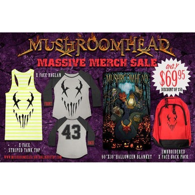 Mushroomhead Women's Combo Pack