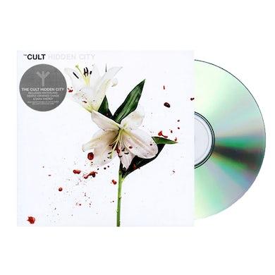 The Cult CD-Hidden City