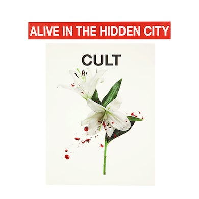 The Cult Sticker Set-Alive in the Hidden City 2