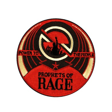 Prophets Of Rage Power to the People Patch