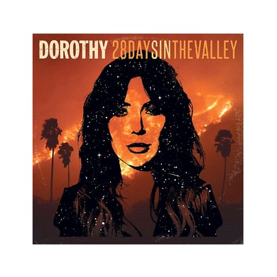 DOROTHY LP-28 Days in the Valley (Vinyl)