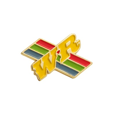 Willie's Reserve Love Beams Pin