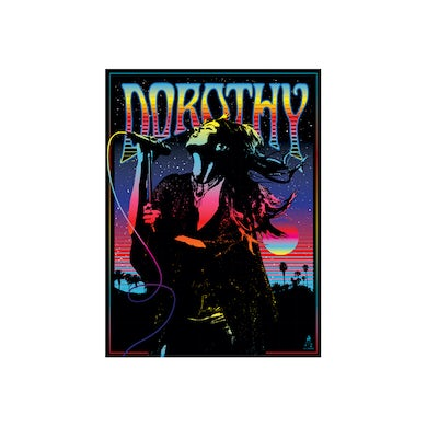 DOROTHY Microphone Poster