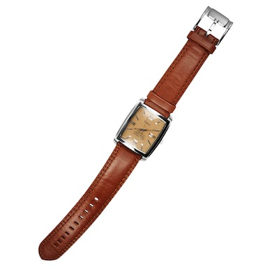 Simon & Garfunkel Brown Watch-2010 Old Friends Tour-Leather Band