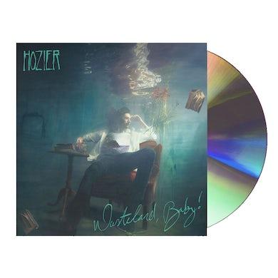 Hozier CD: Wasteland, Baby!