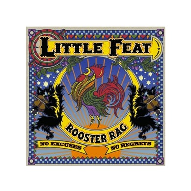 LP-Rooster Rag 2 LP Set (Vinyl)