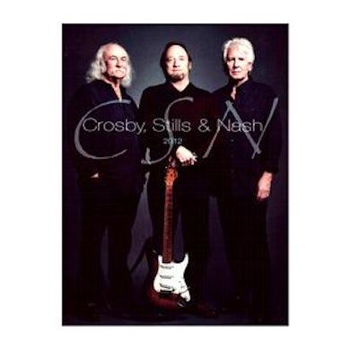 Crosby, Stills & Nash Blueray DVD of the 2012 Tour