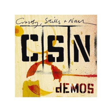 Crosby, Stills & Nash CD: Demos Compilation