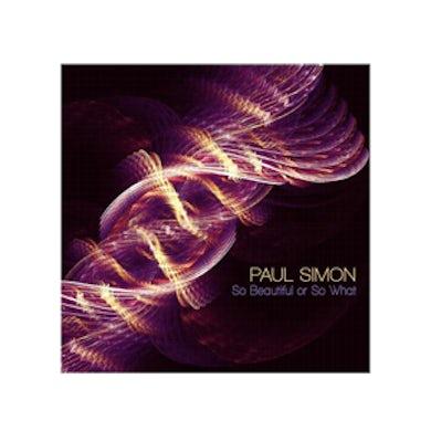 Paul Simon LP:So Beautiful or So What LP (Vinyl)