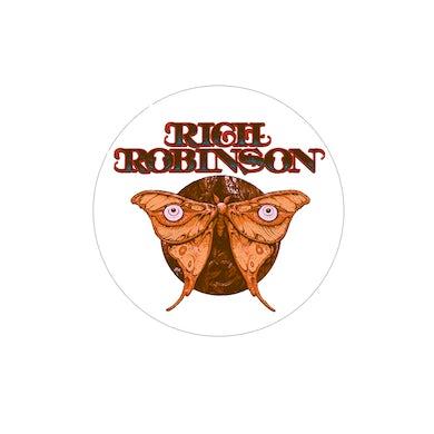 Rich Robinson   Moth Sticker