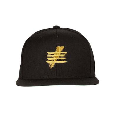 Prince Royce Black Cap-FIVE Hashtag