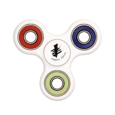 Prince Royce White Fidget Spinner