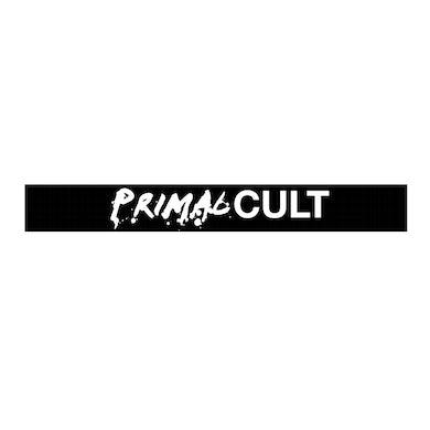 "The Cult Sticker-PRIMAL CULT 1.5"" x 12"""