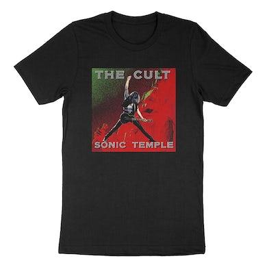 The Cult Black SS-Sonic Temple Album Cover/Song Lyrics