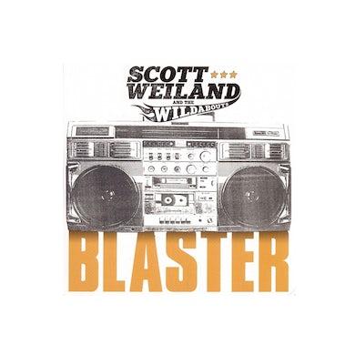 Scott Weiland & The Wildabouts Blaster CD