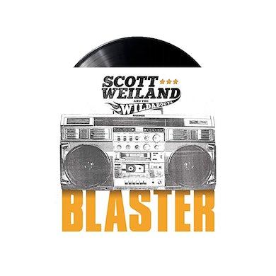 Scott Weiland & The Wildabouts Blaster LP (Vinyl)