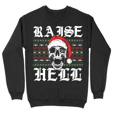 """DOROTHY Ugly Christmas Sweater-""""Raise Hell"""""""