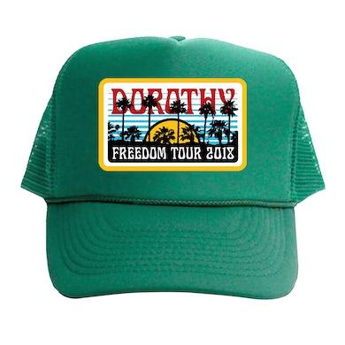 DOROTHY Green Cap- 2018 Freedom Tour