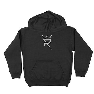 Prince Royce Black Pullover Hoodie-Alter Ego Logo