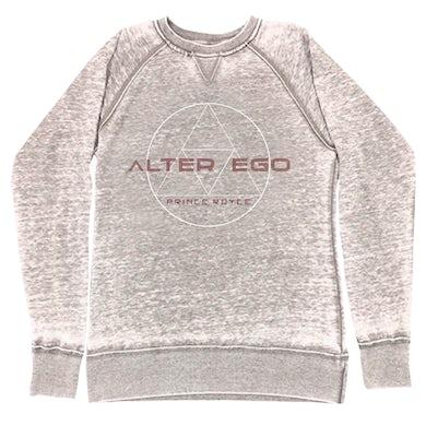 Prince Royce Cement Grey Sweatshirt-Alter Ego Genesis/Enigma